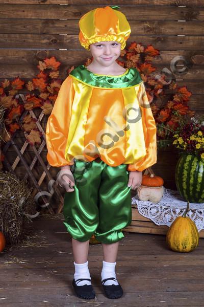 Купить Карнавальный костюм Тыква для мальчика. Продажа ... - photo#38