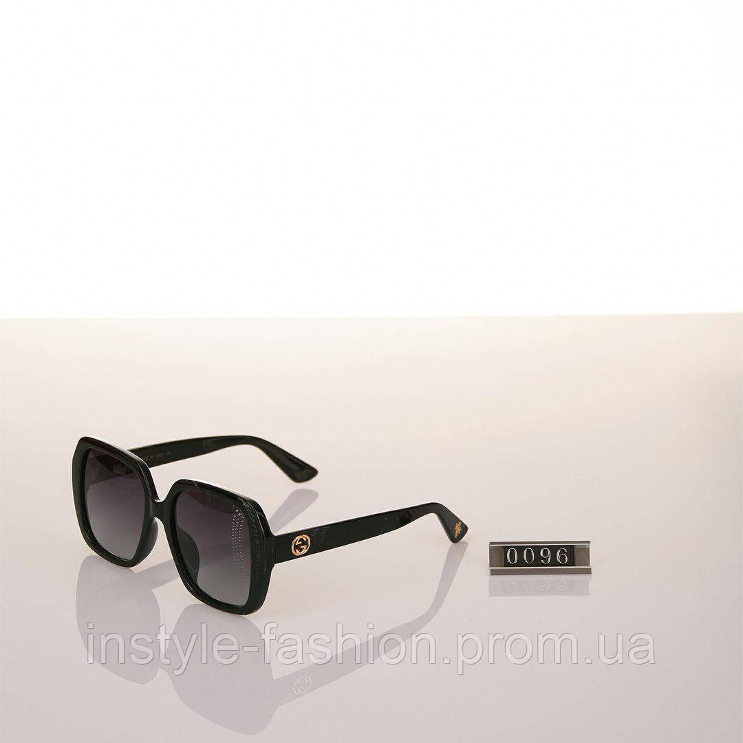 Женские брендовые очки Gucci Гуччи Polaroid черные - Сумки брендовые,  кошельки, очки, женская ad1fe77363d