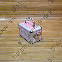 Cундук металлический 8 Цветов Сердце Розовый