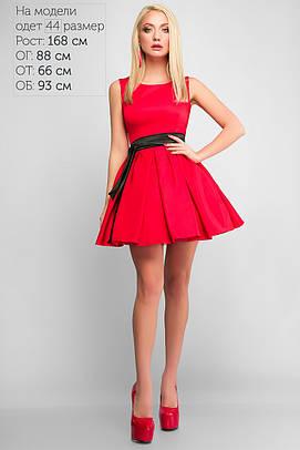 Платье нарядное Красный