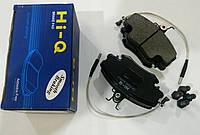 Колодки передние тормозные Логан Logan,Clio (Hi-Q) Корея