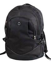 Стильный городской рюкзак на три отдела, спортивный рюкзак, портфель, ранец, вместительный рюкзак, фото 1