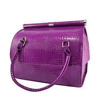 Кейс для мастера фиолетовый