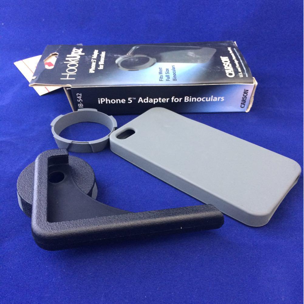 Адаптер Carson iPhone 5s/5 for Binoculars (iB-542) EAN/UPC: 750668010339