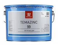 Эпоксидная цинкнаполненная краска грунт Темацинк 99, Temazinc 99 6л