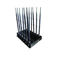 Молот-12А. Мощный подавитель CDMA / GSM / DCS / PCS / GPS / LOJACK / VHF & UHF / WiFi / 3G / 4G/ПДУ