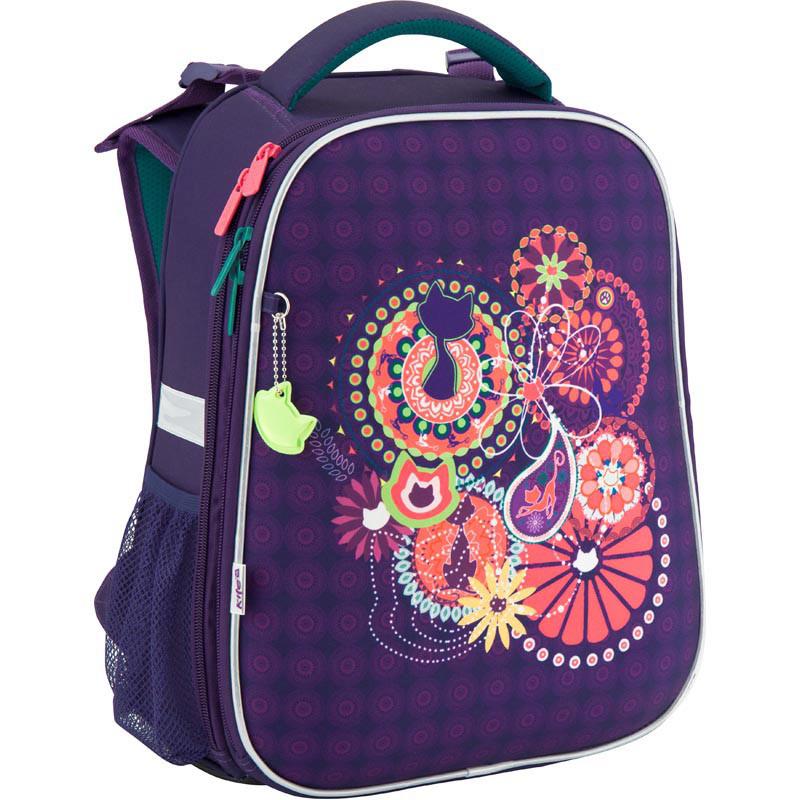 Рюкзак школьный каркасный 531 Catsline701 Off-Road K18-531M-2