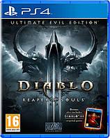 Игра Diablo 3 PS4 / прокат аренда игр
