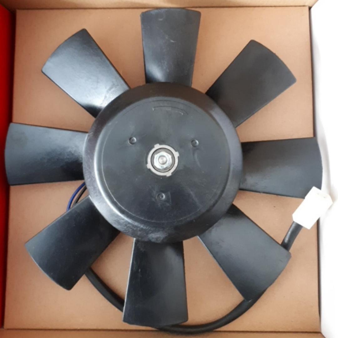 Электровентилятор охлаждения радиатора ВАЗ 2103 2104 2105 2106 2107 2108 2109 2113 2114 2115 ГАЗ 3110 Аврора