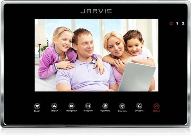 Видеодомофон с записью видео по движению Jarvis JS-7MB