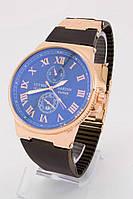 Мужские кварцевые часы Ulysse Nardin (Улис Нардин) ( код: IBW070YB1 )