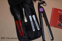 Утюжок для волос + набор для выпрямления волос Straight&Silky, фото 1