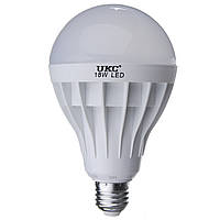 Лампочка LED LAMP E27 18W круглая, светодиодная энергосберегающая