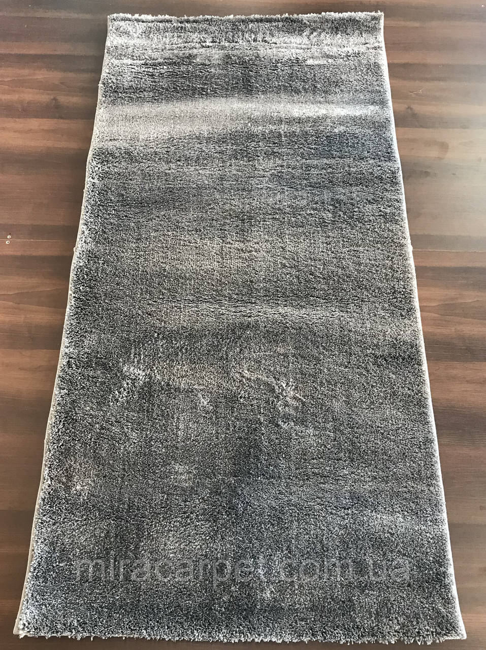 Ворсовые серые ковер прямоугольной формы