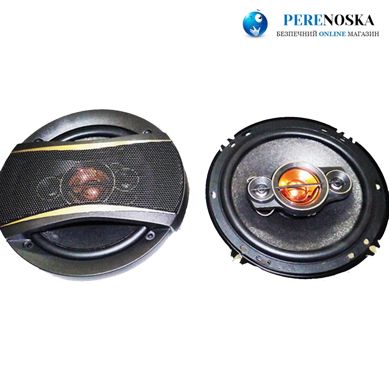 Динамики Pioneer TS-1696E  Мощность (350 W) Двухполосные  + ПРОВОДА