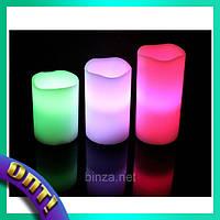 Светодиодные свечи Luma Candles с пультом 355!Опт