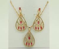 Ювелирная бижутерия, наборы женских украшений .203