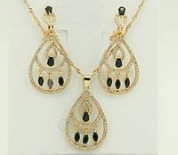 Наборы женских ювелирных украшений бижутерии .205