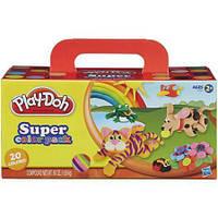 Набор пластилина Play Doh 20 баночек A7924