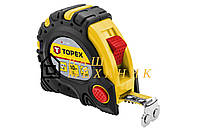 Рулетка Topex - 10 м х 32 мм, супер-магнит