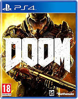 DOOM PS4 игра / Прокат аренда игр PS4
