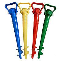 Бур для пляжного зонта 30 см (01273)