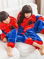 Детская Пижама Кигуруми Спайдермен