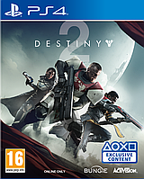 PS4 игра Destiny 2 / прокат арента игр