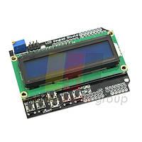 Дисплей LCD keypad shield