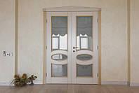 Дверь под стекло VALENCIA