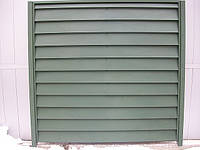 Забор металлический (Жалюзи), фото 1