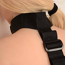 Ошейник с наручниками Fix bondage, фото 3