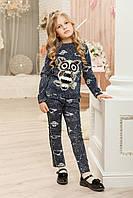 Детский трикотажный костюм, фото 1