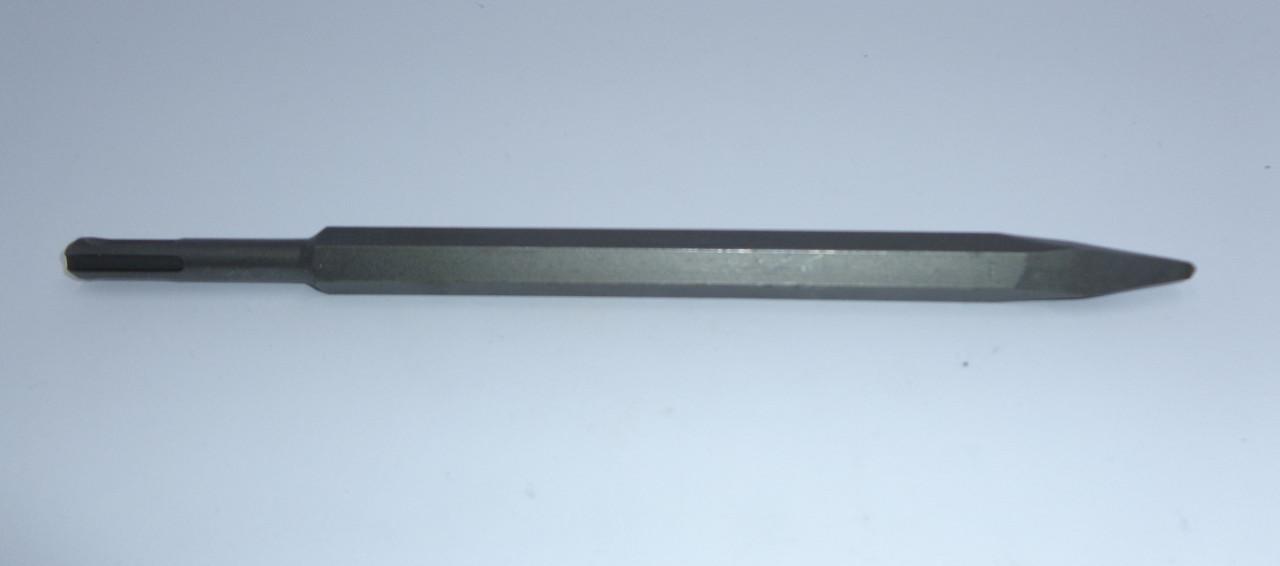Зубило пикообразное для перфораторов SDS Plus 250 мм