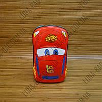 Рюкзак детский с панцирем Тачки Cars 2 Цвета Красный Blue