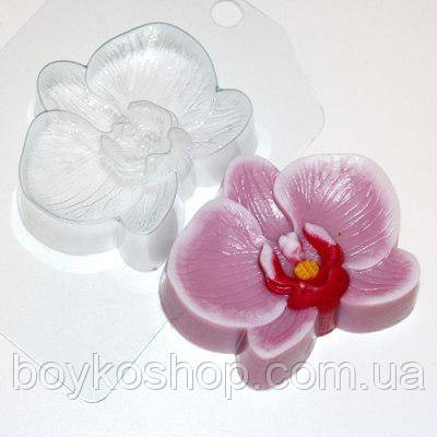 Форма пластиковая  Орхидея