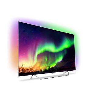 Телевизор Philips 65OLED873/12 (PPI 4100Гц, 4KUltraHD OLED, Smart, Quad Core, P5 Perfect Picture, DVB-С/T2/S2), фото 2
