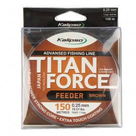 "Леска Фидерная ""TITAN FORSE"" 150м  0.30, фото 2"