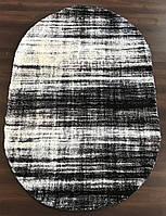 Мягкие черные ковры на пол