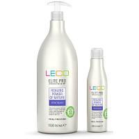 """Шампунь для всех типов волос """"Целебная сила природы"""" Leco"""