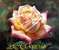 """Картины по номерам на холсте """"Роза Глория"""" 30х40см"""