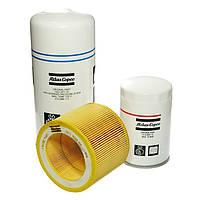 Воздушный фильтр для винтового компрессора Atlas Copco GA