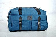 Дорожная мужская сумка, прочная и вместительная сумка, женская сумка джинсовая