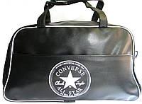Дорожная сумка Converse, кожаная сумка, сумка мужская, сумка женская, спортивная сумка реплика, фото 1