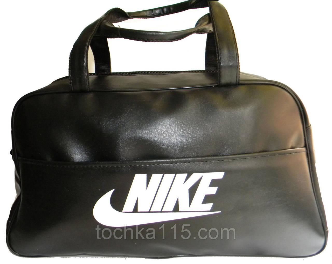 Дорожная сумка Nike, кожаная сумка, сумка мужская, сумка женская, спортивная сумка  реплика