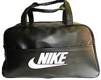 Дорожная сумка Nike, кожаная сумка, сумка мужская, сумка женская, спортивная сумка  реплика, фото 1