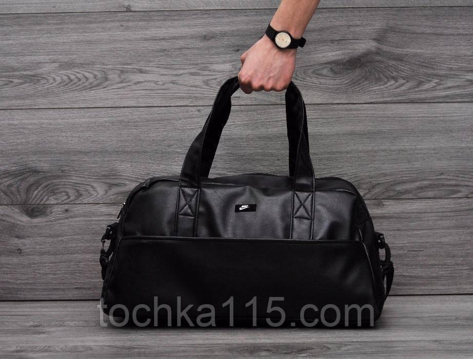 664de08b20f4 Дорожная сумка Nike кожаная сумка, сумка мужская, сумка женская, спортивная  сумка реплика -