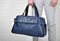 Дорожная сумка, кожаная сумка Adidas, сумка мужская, сумка женская, спортивная сумка  реплика