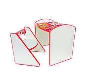 Комплект детский Do Do стол + стульчик
