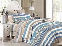 Семейный комплект постельного белья Витраж, сатин